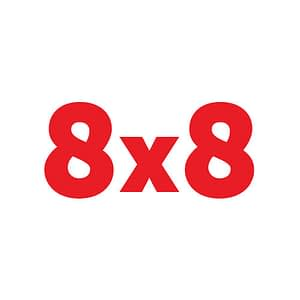 8x8 Partner Logo